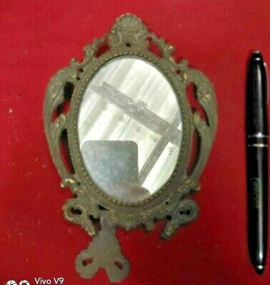 Dressing Vanity Queen Mirror Antique
