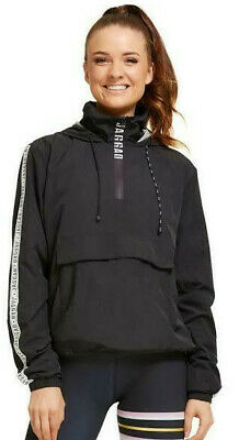 JAGGAD X LAURA HENSHAW NWT stadium Shell Zip up jacket size large SOLD OUT