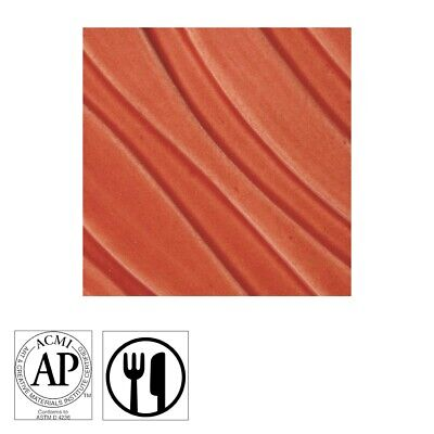 AMACO F-Series Glazes - Pint, Red  - Pint, Red