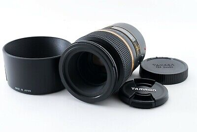 TAMRON SP AF 90mm F/2.8 Di MACRO 272E for Canon From Japan [Near Mint] #511524A