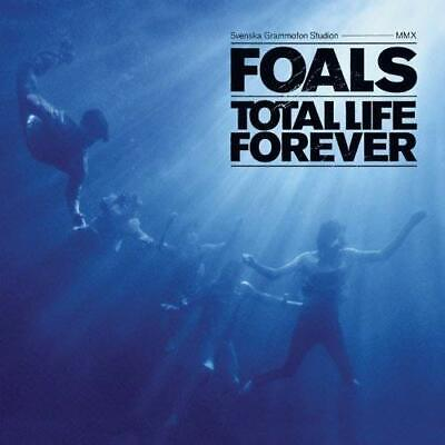 FOALS Total life Forever (2010) Limited Edition 2-CD + postcards NEW/SEALED