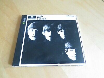 THE BEATLES - With the Beatles (2009) - CD Album - Remastered with Booklet