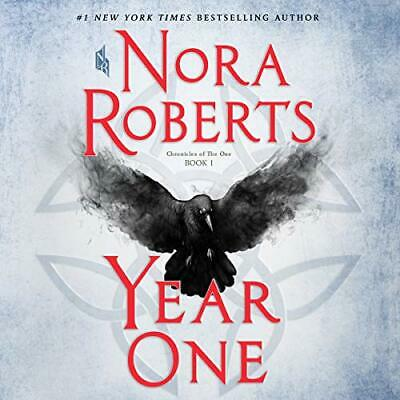 Year One by Nora Roberts - (Audiobook)