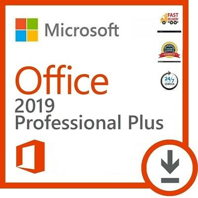 Instant Office Professional Plus 2019 32/64-Bit Lifetime Activation License Key