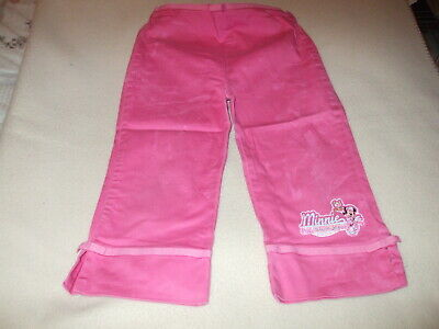 Girls - Disney - Trousers - 5-6 Years - Pink