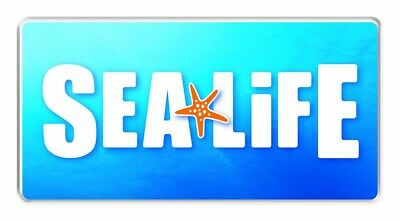 x2 Tickets to Sea Life - Choose Venue And Date