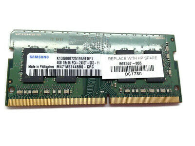 A-Tech 8GB 2400MHz DDR4 RAM for HP Pavilion 570-p014 Desktop Memory Upgrade
