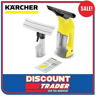 Karcher WV 1 Plus 3.7V Cordless Window Vacuum Cleaner Set 1.633-015.0