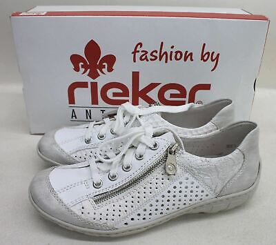 Details about LADIES RIEKER SLIP ON OUTDOOR SPORTY WALKING TRAINERS CASUAL SLIP ON SHOES L0563