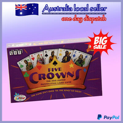 New Five Crown Funny Game Card Game