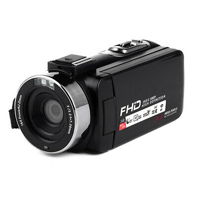 Video Camera Digitale Portatile Full Hd 1080P Fotocamera Digitale Da 16 Pol Z4W7