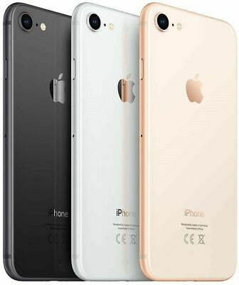 Apple iPhone 8  >64GB - 256GB<  Spacegrau✔ Silber✔ Gold✔ Ohne Simlock✔ WIE NEU✔
