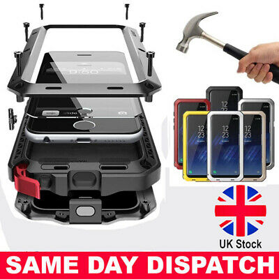 SHOCKPROOF HEAVY DUTY TOUGH ARMOUR CASE COVER FOR Apple iPhone 6s 7 8 Plus XS XR