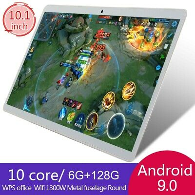 "10.1"" 6+128G HD Tablet Computer PC Android 8.0 SIM Camera GPS bluetooth Wifi/4G"