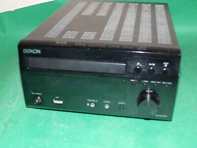 DENON CD Receiver Compact Disc Amplifier Amp Hifi RCD-M37DAB DAB FAULTY SPARES