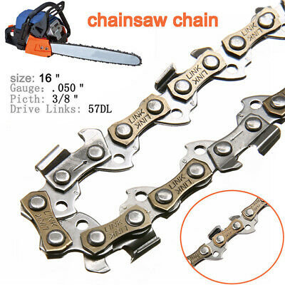 "New 16/"" 40cm Archer Chainsaw Chain For Worx WG303E Chain Saw 57DL"
