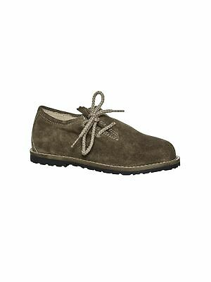 Stockerpoint Kinderhaferlschuhe 3399 Antique Peat