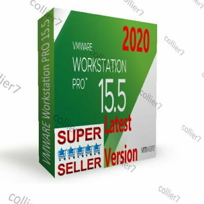 VMware Workstation 15.5 Pro✅✅Licence Key ✅✅2020 new Version