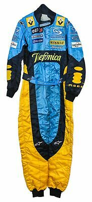 Fernando Alonso 2006 F1 Printed Racing Suit