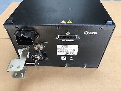 USED JDSU Uniphase 2110 Argon Ion Laser Power Supply 2110A-SLBK