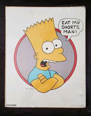 SIMPSONS MANIA SPIRAL BOUND BOOK FROM SHOW/'S 1990 DEBUT SEASON ~ BRAND NEW COND.
