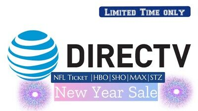DirectTV Premier 330+ Channels| 1 Year Subscription Warranty Instant Delivery⚡️