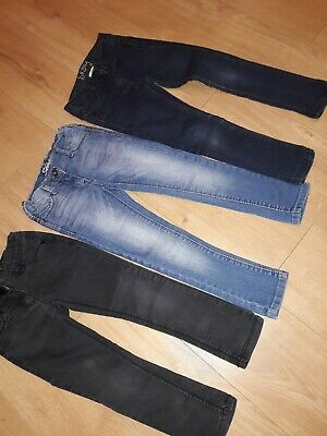 Girls NEXT Skinny Jeans bundle 3 Pairs. Age 6 Years. Excellent Condition.