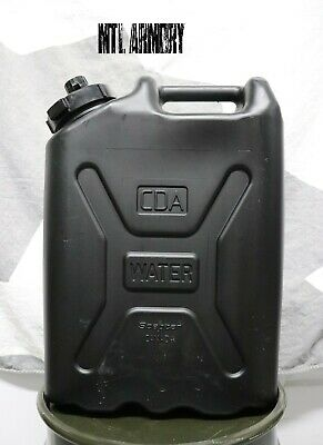Canadian Forces Plastic Jerry Can Canada Army CF