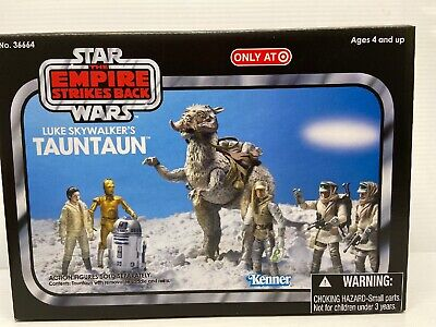 Luke Skywalkers Tauntaun Star Wars The Empire Strikes Back NIB HTF 2011