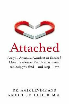 Attached Are you Anxious, Avoidant or Secure? How the science o... 9781529032178
