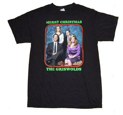 Men's Merry Christmas From the Griswolds T-Shirt National Lampoons Vacation