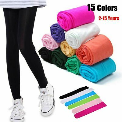 Hosiery Kids Children Girls Tights Ballet Socks Pantyhose Stockings Candy Color