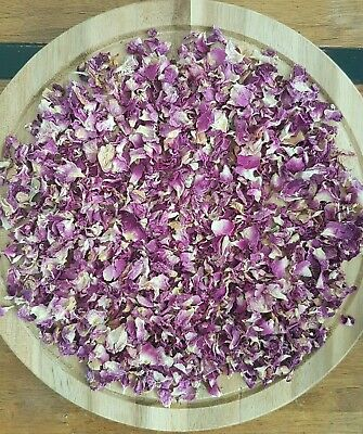 Dried Red Rose Petals Australian Dried Rose Petals for Craft Soap Candles 50gr