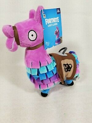 """Fortnite Loot Llama 7"""" Plush Toy Russ New with Tags Video Game"""