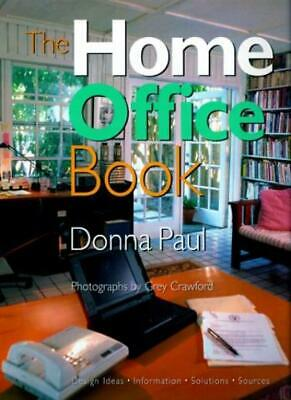 The Home Office Book-Donna Paul, Grey Crawford