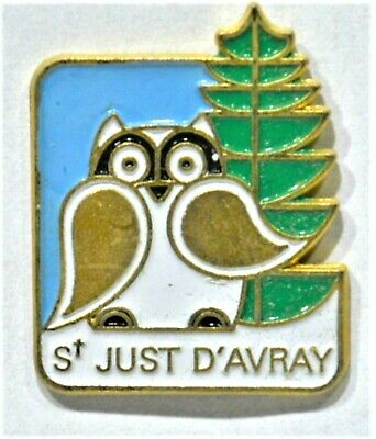Pins St Just D'avray 69 Rhone Chouette Hibou