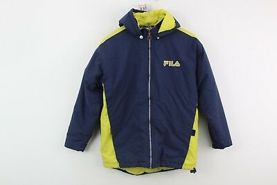 Kids Fila Retro Jacket size 32 No.P237 22/3