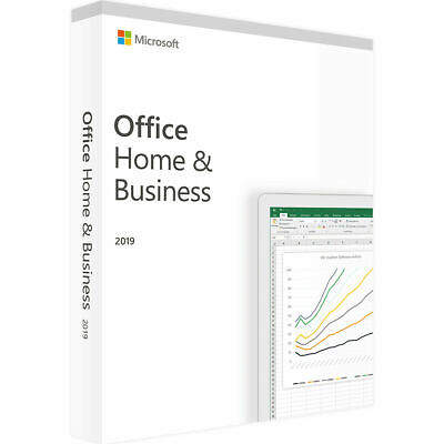Microsoft Office Home and Business 2019 | Mac OS | Official License