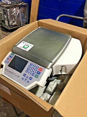 Hobart Quantum Deli Scale W/ Printer Grocery Produce Meat Commercial Max