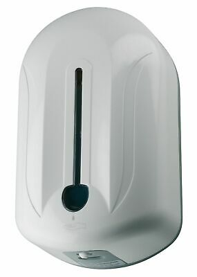Jvd Sapphire Automatic Modern Soap Dispenser in White Large Capacity