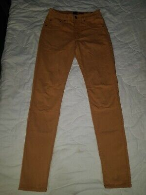 Rip Curl Denim Jeans Boys Size 8Colour:tan