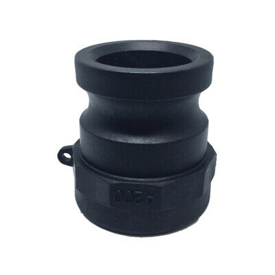 CAMLOCK COUPLING FITTING, TYPE A Cam & Groove 3/4'' 1-1/2'' 2'' MALE