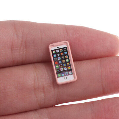 1/12 Scale phone Dollhouse Miniature Toy 1PC Kitchen living room Accessor JR