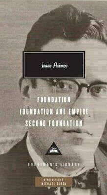 Foundation Trilogy by Isaac Asimov 9781841593326 | Brand New | Free UK Shipping