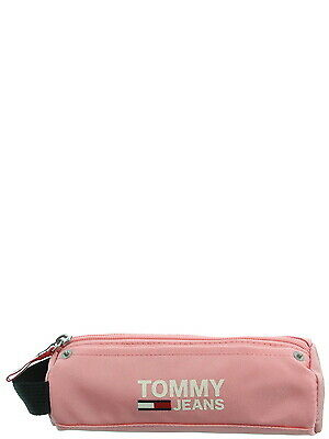 Tommy Hilfiger - Trousse scolaire Tommy Hilfiger ref_47947 Rose 21*8*6 - Neuf