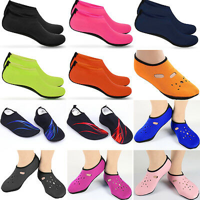 Water Skin Shoes Beach Swimming Diving Surfing Aqua Socks Wetsuit Exercise AU