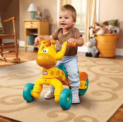 Ride On Giraffe Toys For Girls Boys Toddlers Riding 1 Year Old Gift Baby Bike