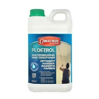 Owatrol Floetrol Water Based Paint Conditioner 2.5 Litre