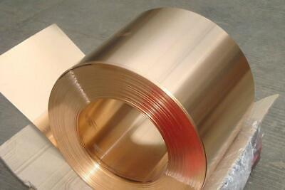 C5191 belt band Qsn6.5-0.1 stripe area beryllium bronze foil sheet 0.03mm-1mm