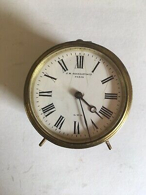 GWR J M SKARRATT Brass Railway Clock Great Western Railway Clock 43A